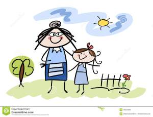 grandmother-and-granddaughter-clipart-happy-little-girl-her-grandmother-19333968
