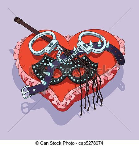 valentines-day-bdsm-gift-eps-vector_csp5278074